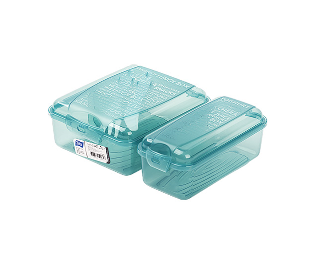 Kutija takeaway lunch set tr
