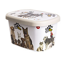 822-5-Box deco A Pet Box 25L